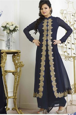 Picture for category Traditional & Western Salwar Suits