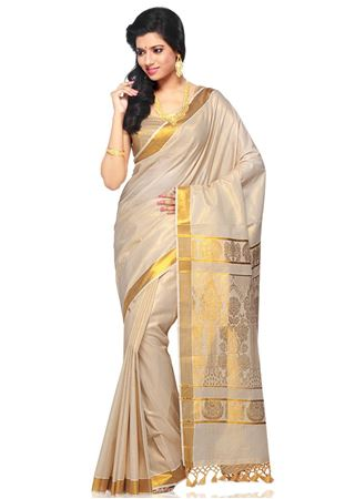 Picture for category Kasavu Sarees