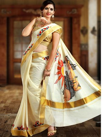 Picture for category Setti Sarees (South Indian Style)