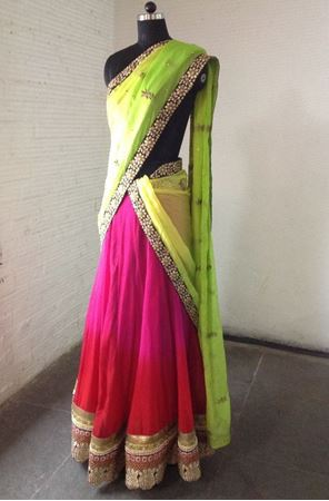 Picture for category Short Sarees