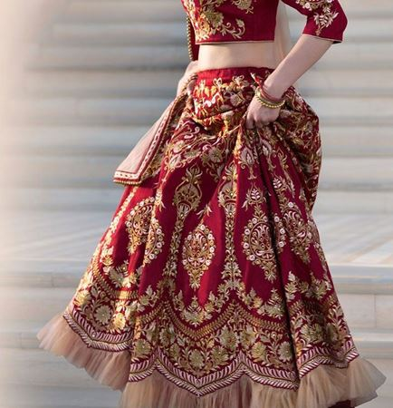 Picture for category Wedding Lehengas