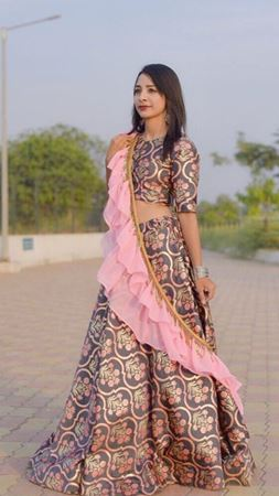 Picture for category Printed Lehengas