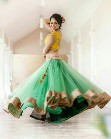 Picture for category Festival Lehengas