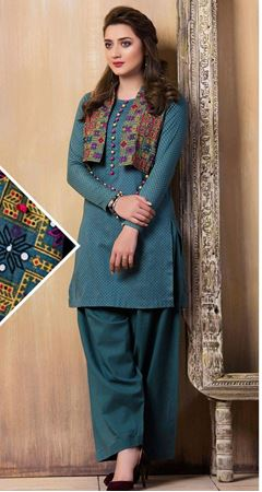 Picture for category Casual Suits & Dress Material