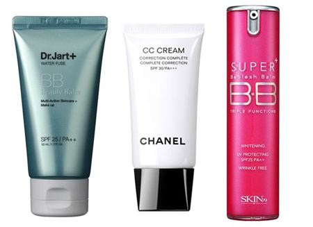 Picture for category BB & CC Cream