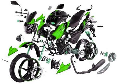 Picture for category Bikes Spare &  Accessories