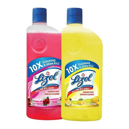 Picture of Lizol Disinfectant Surface & Floor Cleaner 500ml