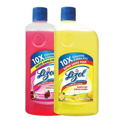 Picture of Lizol Disinfectant Surface & Floor Cleaner 975ml