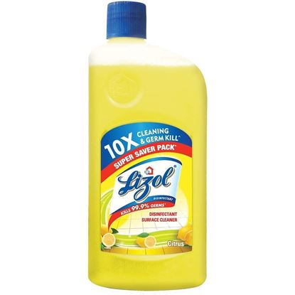 Picture of Lizol Disinfectant Surface Cleaner Citrus 975ml