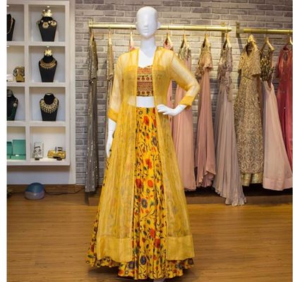 Picture of Elegant Banglory Lehenga Choli