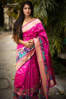 Picture of Rich Saree with Blouse