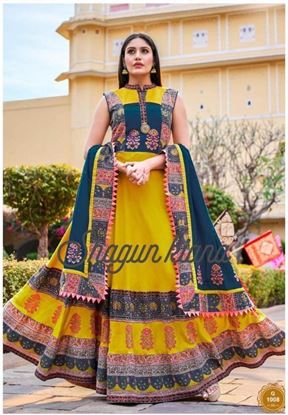 Picture of Heavy Designer Kurti