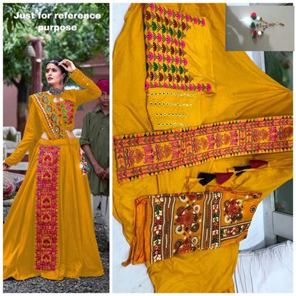Picture of Kheliyaa Skirt with Blouse
