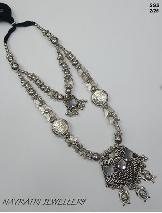 Picture of Navratri Jewellary Fancy Necklace