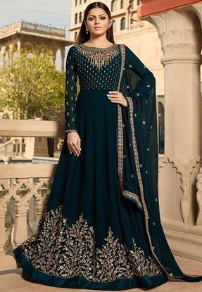 Picture of Fashionable Heavy Designer Dresses