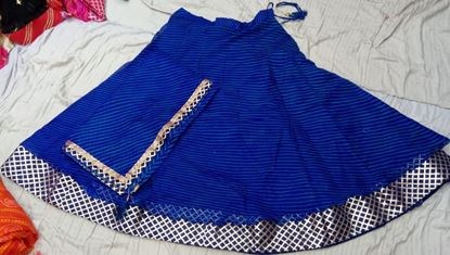 Picture of New  Skirt Choli Collection