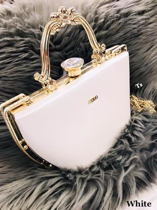 Picture of Brand- Addo Party Clutch Cum Sling Bags