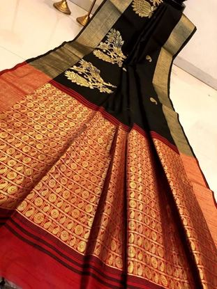 Picture of Heavy Rich Saree With Blouse