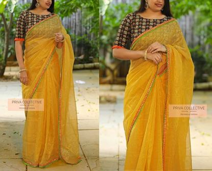 Picture of Saree With Blouse