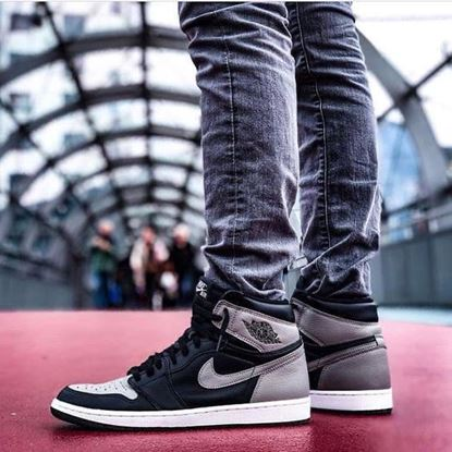 Picture of Brand- Nike Air Jordan Retro 1 Shoes