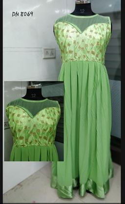 Picture of Party Wear Flair  Gown