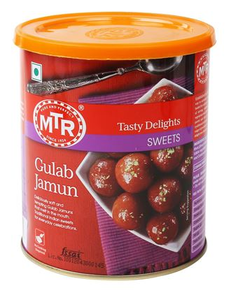 Picture of MTR Gulab Jamun (500g)