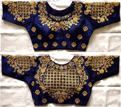 Picture of Design Readymade Dulhan Blouse