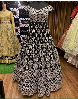 Picture of New Designer Top And Dupatta.