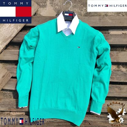 Picture of Brand- Tommy Hilfiger Plain Pull Overs
