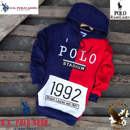 Picture of Brand- Polo Ralph Lauren Sweat Shirt With Hoody