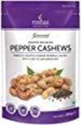 Picture of Rostaa Roasted Salted Black Pepper Cashew, 200g