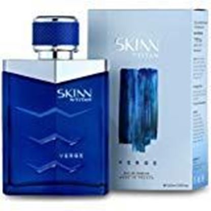 Picture of Skinn by Titan FM04PGC Men's Eau de Parfum, Verge, 100ml