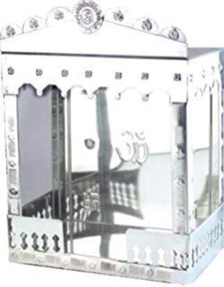 Picture of Spangle Stainless Steel Mandir 1 No.