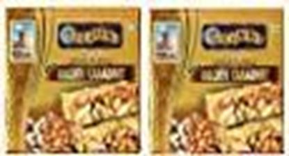Picture of Bhavani Foods Sadanand Sweets Premium Golden Kardant, 250 g (Pack of 2)