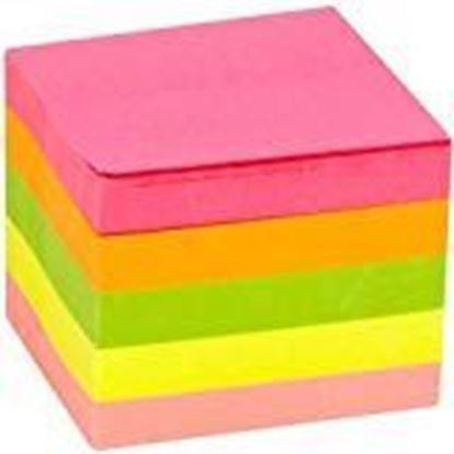 Picture of ShopCash Self Stick Note Pads 3 * 3 for Office & Personal Use Upto 500 Sheets (200 Sheets (Pack of 2))