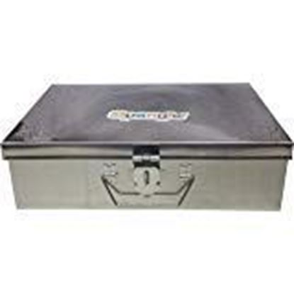Picture of Spangle Stainless Steel Storage Box (Size No. 4)