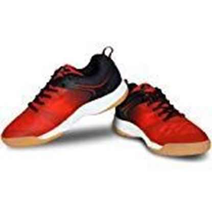 Picture of NIVIA - - Step Out & Play 1404YL Mesh Hy-Court Kids 2.0 Badminton Shoes
