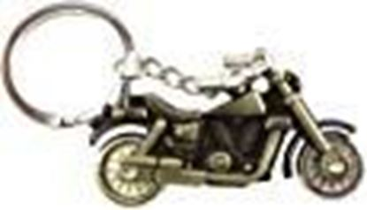Picture of VB Retail Copper Royal Bullet Bike Keychains, Copper