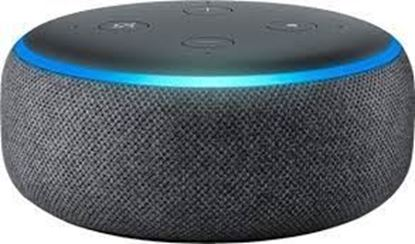 Picture of Echo Dot (3rd Gen) – New and improved smart speaker with Alexa (Black)