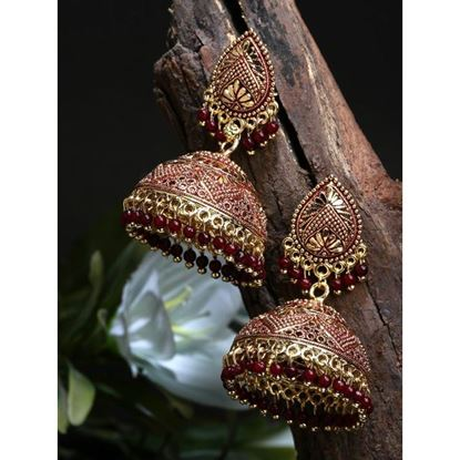 Picture of Jhumka Earrings For Women And Girls