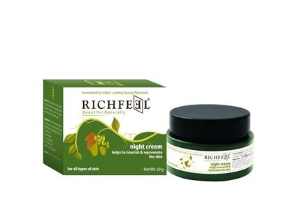 Picture of Richfeel Night Cream, 50g
