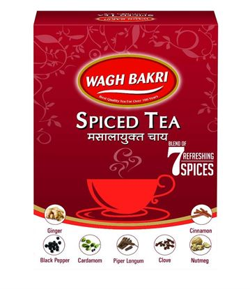 Picture of Wagh Bakri Spiced Tea, 250g