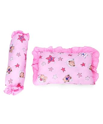 Picture of Baby Pillow and Bolster Set