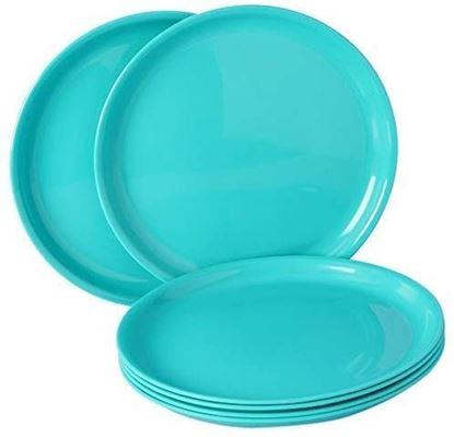 Picture of Plastic Dinner Dishes (Set of 6)