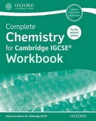 Picture of Complete Chemistry for Cambridge IGCSE (R) Workbook  (English, Paperback, Norris Roger)